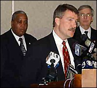FBI Philadelphia Assistant Special Agent in Charge Ron Hosko