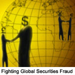 Graphic for Fighting Global Securities Fraud