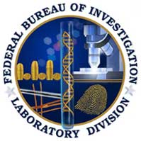 Federal Bureau of Investigation - Laboratory Division Seal Graphic