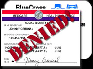 Graphic for Health Care Fraud