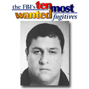 Photograph of FBI's newest Top Ten Fugitive, Diego Leon Montoya Sanchez. Link to full Wanted poster.