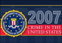 2007 Crime in the United States logo
