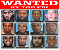 Wanted al shabaab suspects