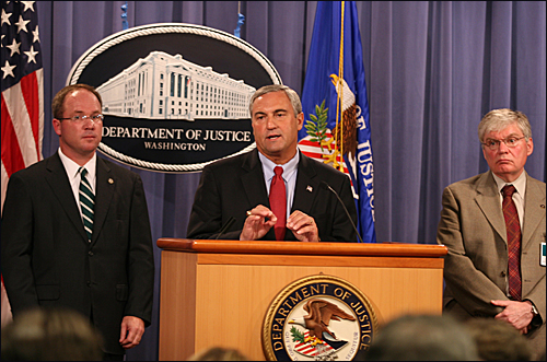 FBI's Joseph Persichini speaks at anthrax press conference