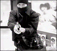 Suspected Pennsylvania bank robber