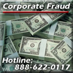 Corporate Fraud graphic
