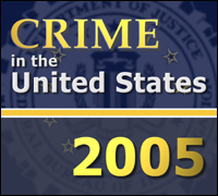 Crime in the United States 2005