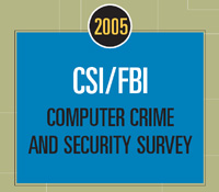 2005 CSI/FBI Computer Crime and Security Survey