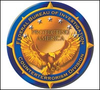 FBI counterterrorism seal