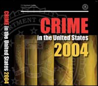 Crime in the United States Graphic