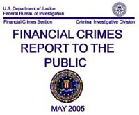 Financial Crimes Report to the Public