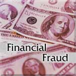 Financial Fraud graphic.