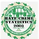 Graphic for Hate Crime Statistics 2003