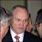 Photograph of New York Police Department Commissioner Ray Kelly