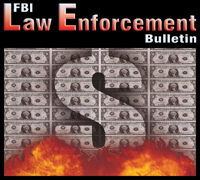 Cover of February 2007 Law Enforcement Bulletin