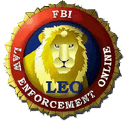 Law Enforcement Online Graphic