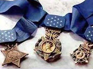 Photograph of Medals of Honor