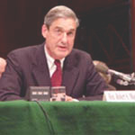 Photograph of FBI Director Robert Mueller.