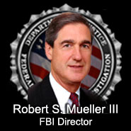 Photograph of FBI Director Robert S. Mueller III