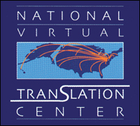 National Virtual Translation Center logo