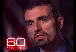 Picture of Special Agent George Piro. Courtesy of 60 Minutes.