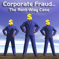 Rentway Corporate Fraud Graphic