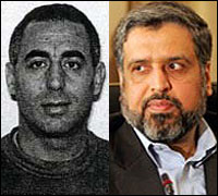 Most Wanted Terrorists Mohammed Ali Hamadei and Ramadan Abdullah Mohammad Shallah
