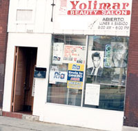 Photograph of Yolimar Salon