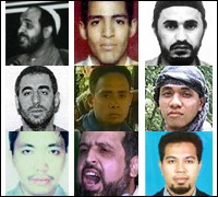 New Most Wanted Terrorists and Suspects