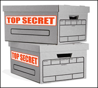 Top Secret Boxex