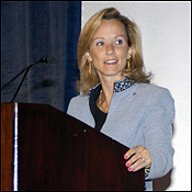 Photograph of Frances Townsend, Homeland Security Advisor to President Bush