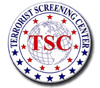 Terrorist Screening Center logo