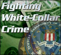 White-Collar Crime graphic