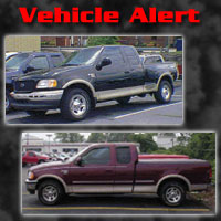 Vehicle Alert graphic