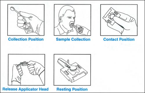 Swab Collection Procedure Collection Procedure