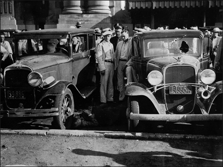 Organized Crime shootings1930 s