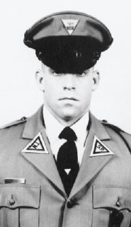 Photograph of Trooper John Oliva